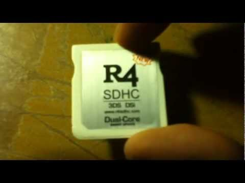 How to get free nintendo ds and play ds games on the 3ds using the r4 card