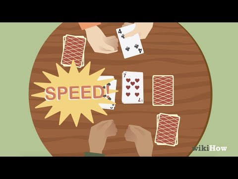 How to play speed (the card game!)