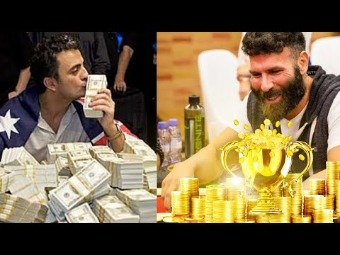 Top 10 richest poker players in the world [ biggest hitters of all time ]