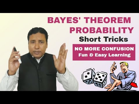 Bayes' theorem probability tricks   solve any question in few sec