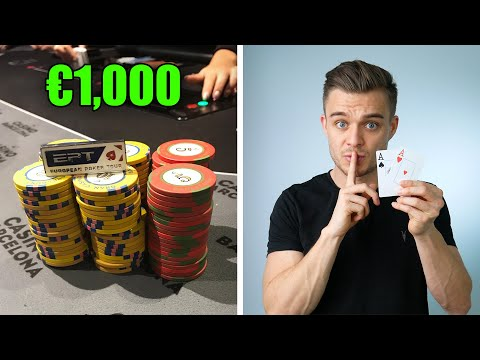 I quit my job to be a professional poker player for 1 day