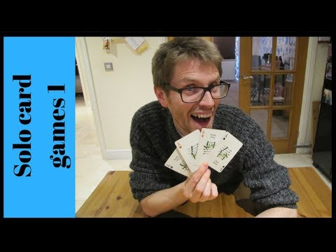 Solo card games 1
