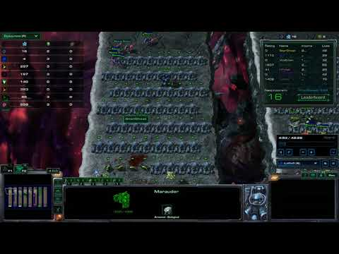 Complete guide on how to win line towers wars (sc2 arcade)