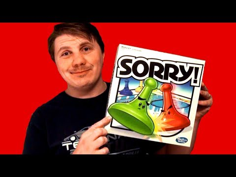 How to play sorry!: board games