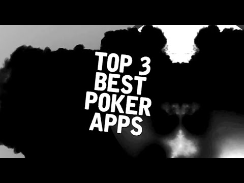 Best poker app 2018 – here are the top 3 best poker apps