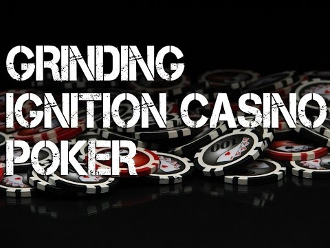 Series introduction & how to become a good poker player | grinding ignition casino poker