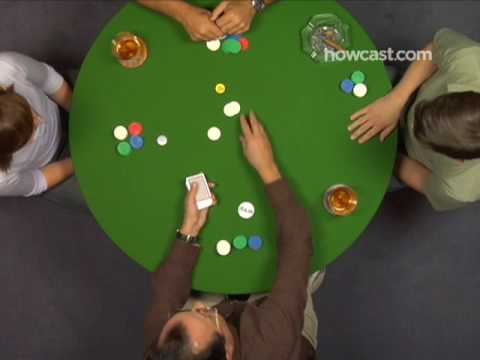 How to play no-limit texas hold 'em