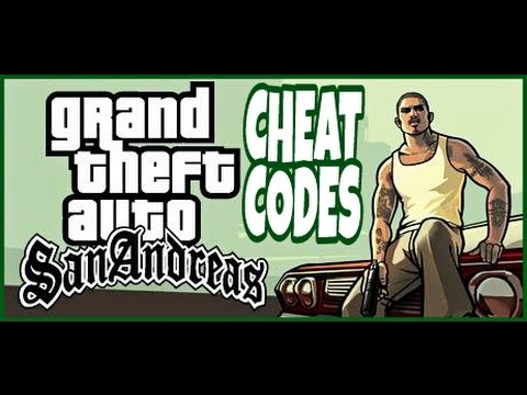 How to do cheat codes on gta san andreas on android, iphone and windows!