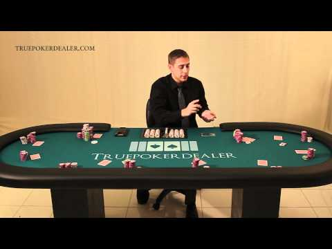 How to deal poker - the poker pitch - situations - lesson 4 of 38