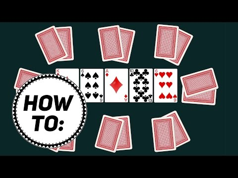 Everything you'll need to know | how to: play texas holdem | poker central