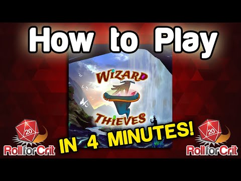How to play wizard thieves