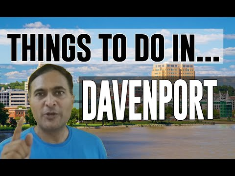 Best attractions & things to do in davenport, iowa ia