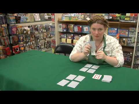 How to play golf (card game)